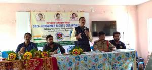 Awareness seminar conducted at Vizianagaram(Andhra Pradesh)